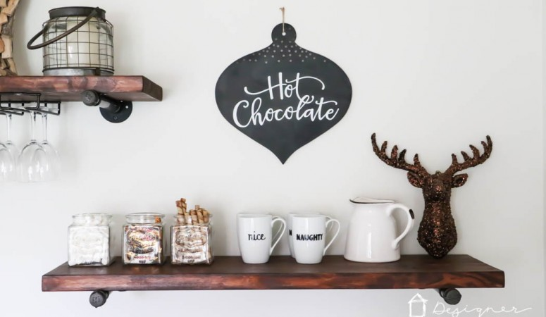 Hot Chocolate Bar for the Holidays!