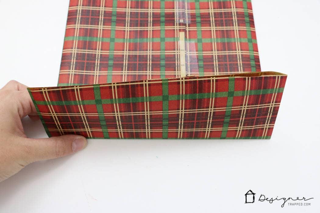 Gift Bag: How To Make A DIY Gift Bag For Christmas