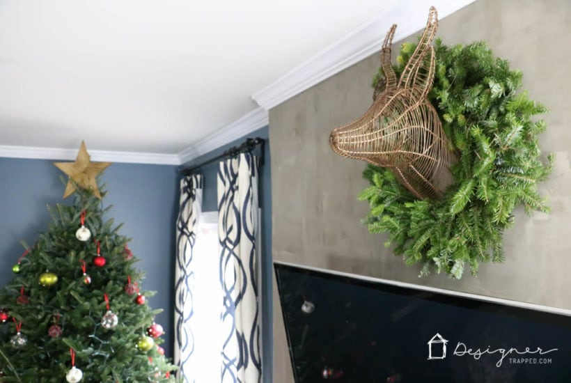 Christmas Home Tour 2015 ~ Tons of Christmas decorating inspiration and ideas!