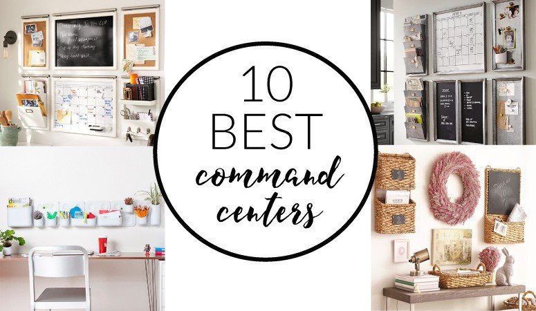 The BEST Family Command Center Options