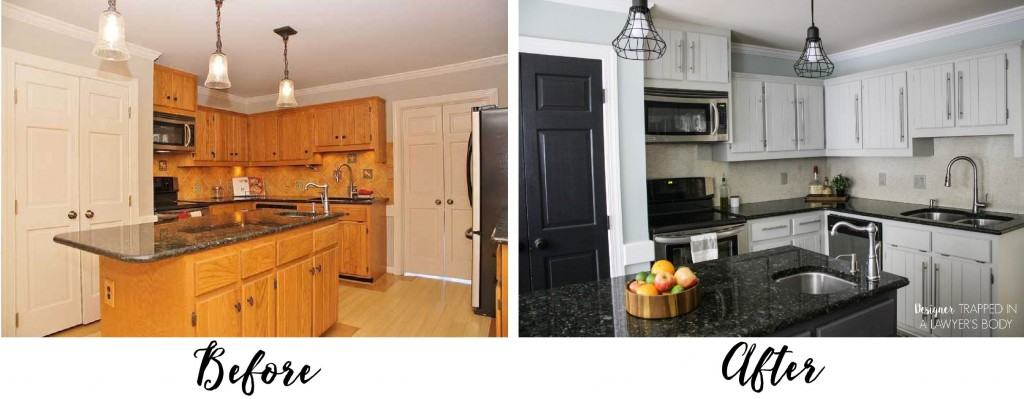 Should I Paint My Kitchen Cabinets DesignerTrappedcom - What paint to use on kitchen cabinets