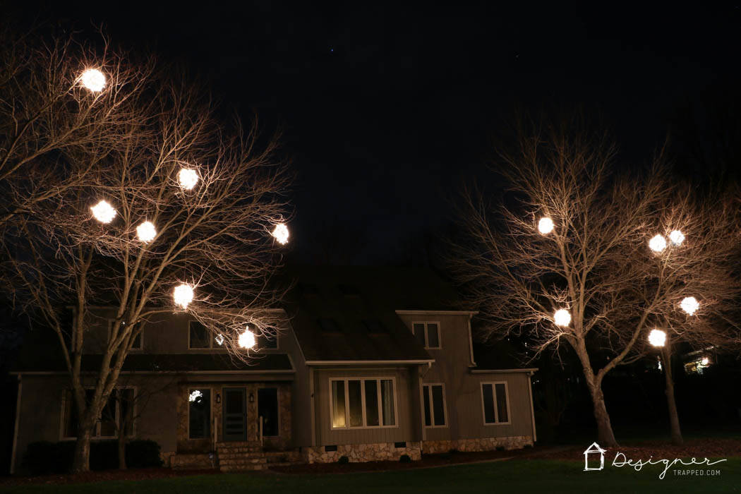 how to make lighted christmas balls designer trapped in a lawyers body - Christmas Light Balls For Trees