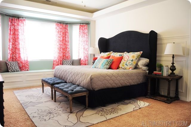 Bedroom Makeover Budget Friendly Master Bedroom Makeover Inspiration  Designer