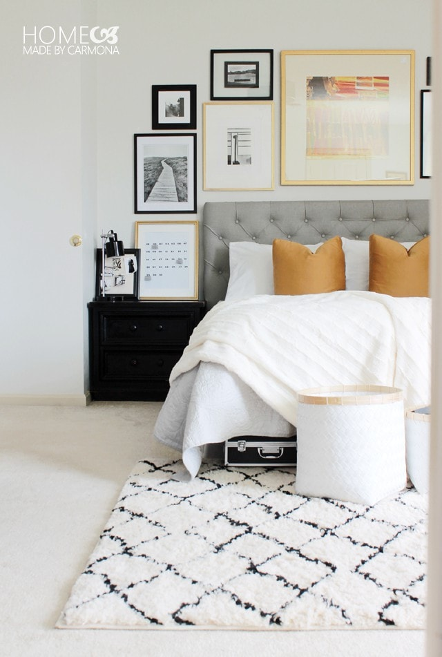 Budget Friendly Master Bedroom Makeover Inspiration Designer Trapped