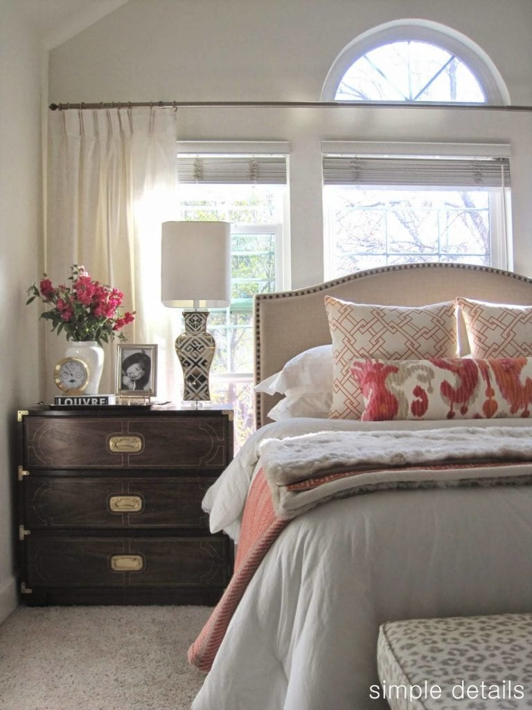 simple master bedroom. Does Your Master Bedroom Need A Makeover? Check Out This Post, Full Of DIY Simple 1