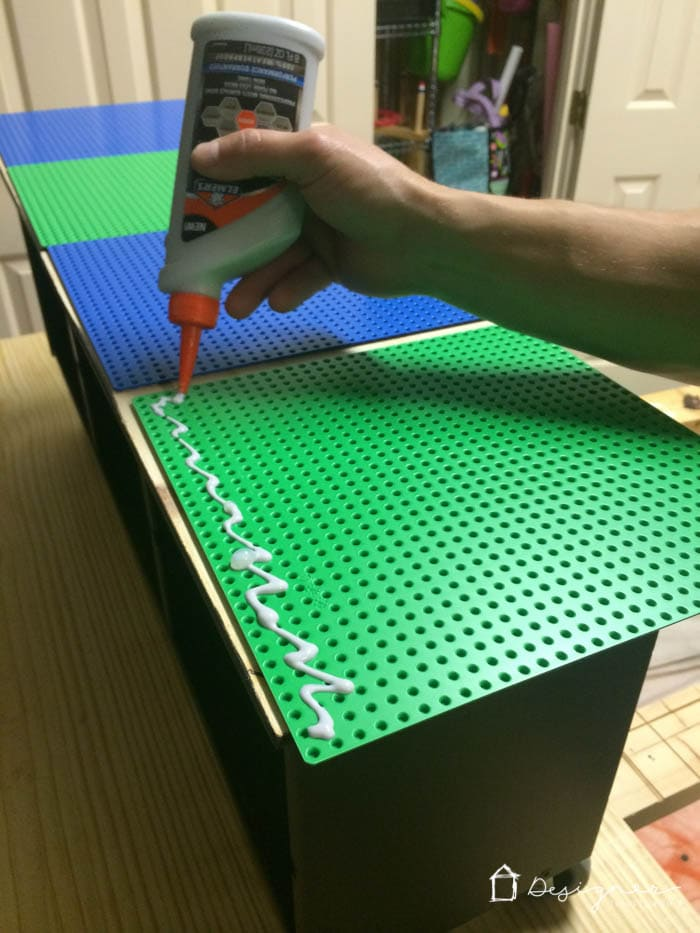 Ikea Hack DIY Lego Table Designer Trapped In A Lawyers