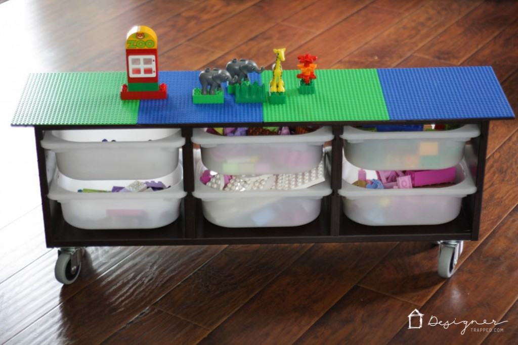 Awesome Ikea Hack Make Your Own Diy Lego Table With This Simple