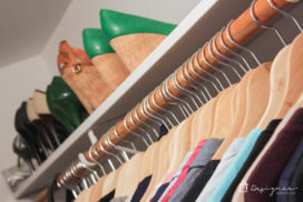 How to Organize Your Closet in 2 Hours or Less!