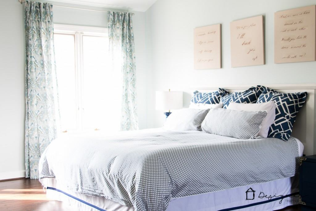 DIY Bedroom Decorating Ideas! Never Underestimate How Much Fresh New Bedding  Can Transform A Room