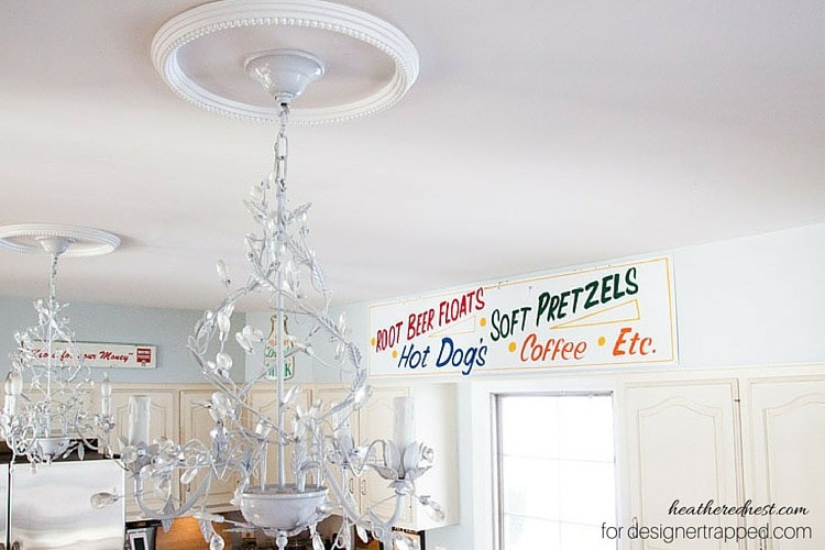You Can Easily Convert A Recessed Light To Pendant With