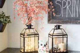Spring is in the air + a Pier 1 Gift Card Giveaway