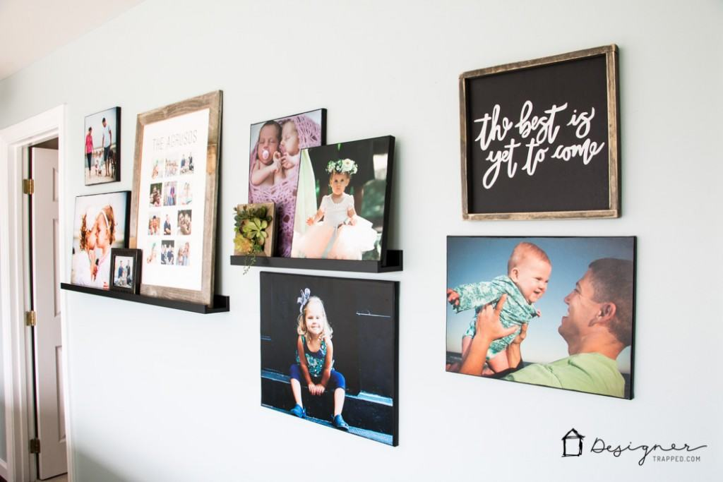 If you love the look of photo canvases, but can't believe how expensive