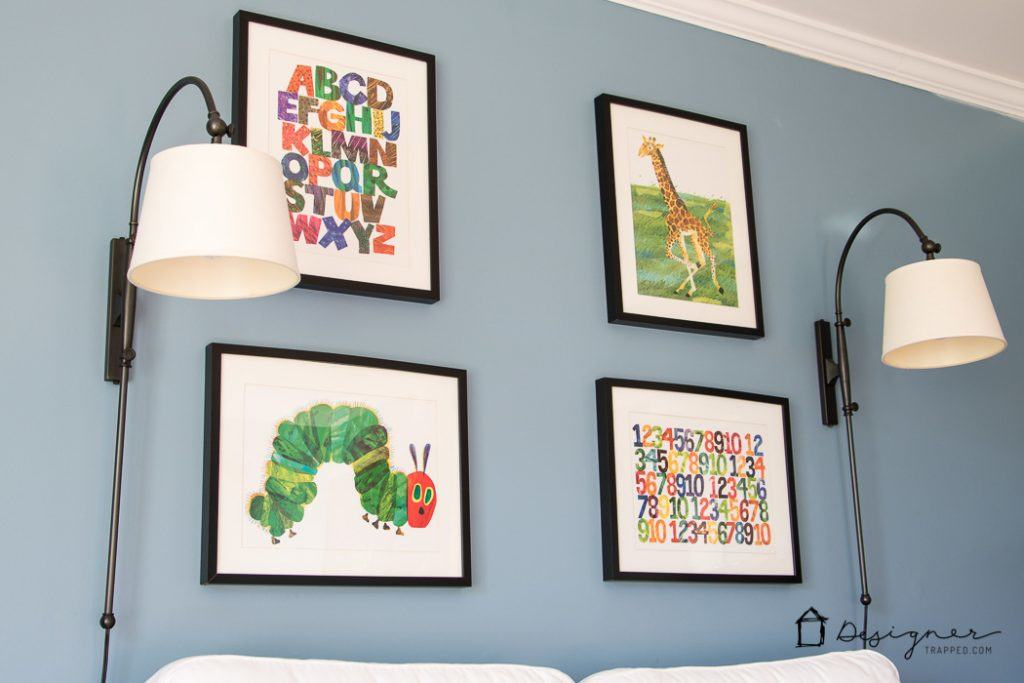 Love the kids' playroom ideas in this post! Perfect playroom decor that will grow with the kids and so much of it can be used by adults later on!