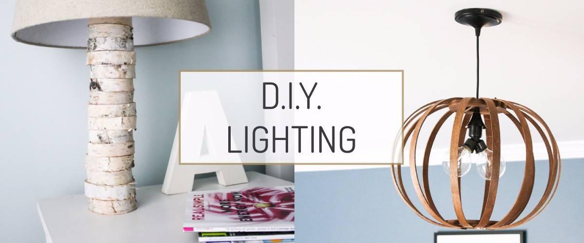 DIY-lighting