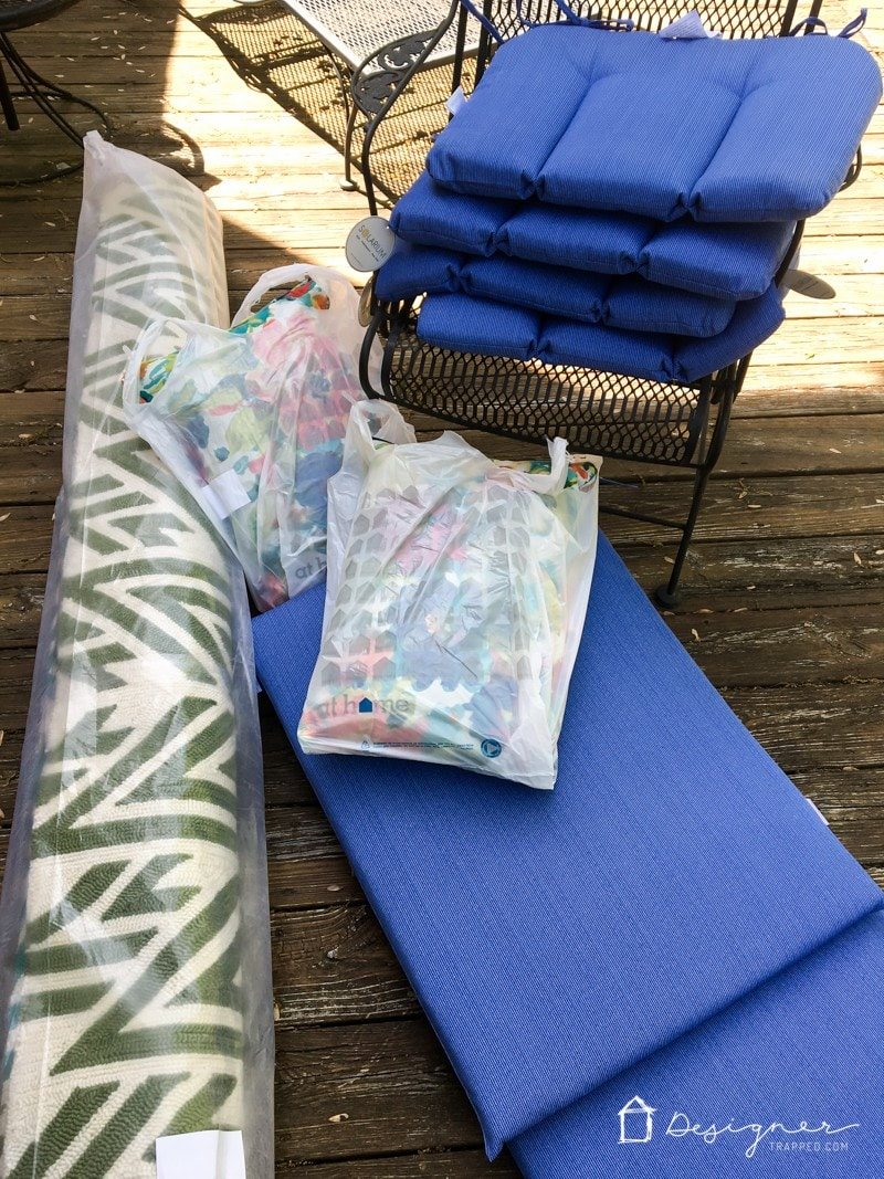 My Outdoor Space Shopping Haul