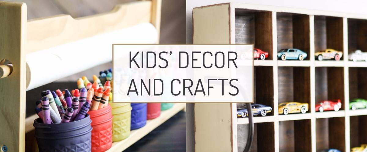 kids'-decor-and-crafts