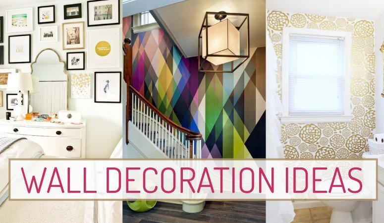 Wall Decoration Ideas to Take Your Walls from Bland to Brilliant