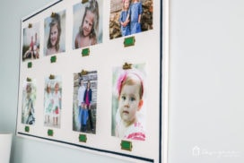 DIY Personalized Photo Frames