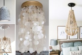 10 Creative DIY Light Fixtures That Won't Break the Bank