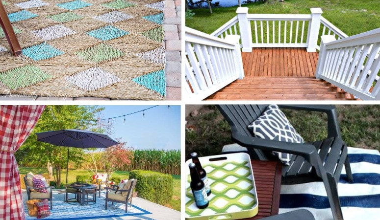 10+ DIY Porch and Deck Projects