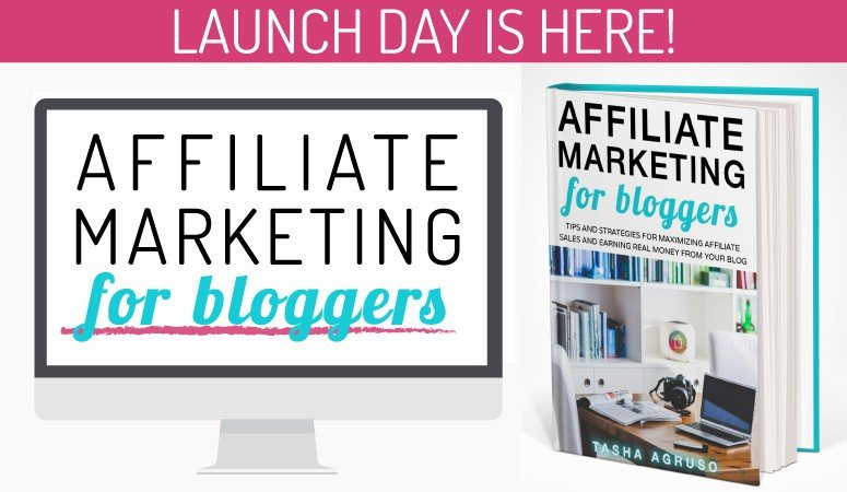 Affiliate Marketing for Bloggers THE COURSE is here!
