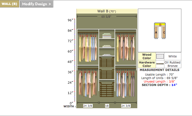 Diy Closet System Plans Kaleidoscope Living
