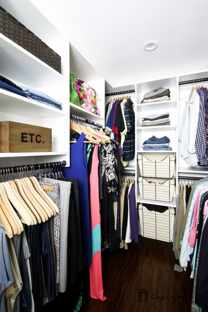 This DIY Closet System Reveal Is Seriously Amazing. Itu0027s Beautiful And  Seems Easy