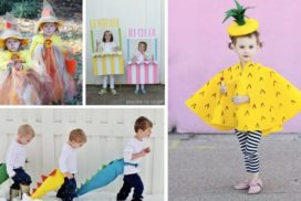 10 DIY Costume Ideas for Kids