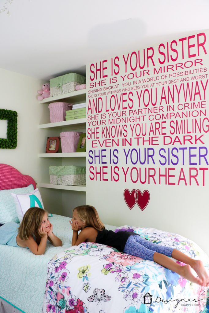 Make Your Own Decals To Create A Custom Wall Quote - Make your own decal for walls
