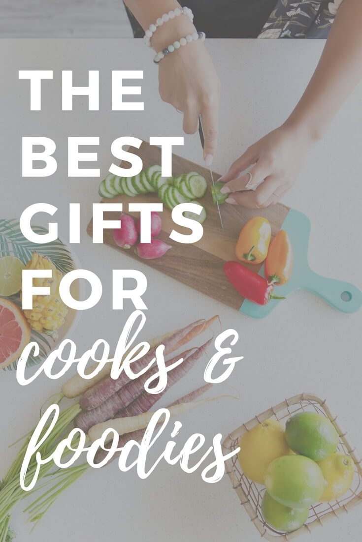 The Best Gifts For Foodies And Cooks Designer Trapped In