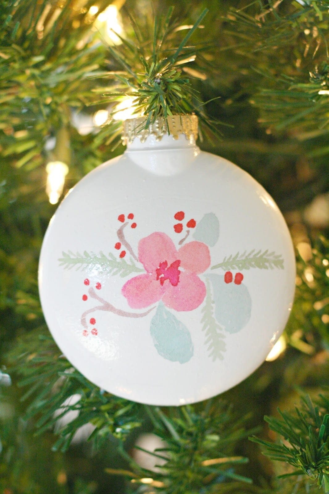 omg love this list of unique christmas ornaments that i can make myself especially - Christmas Decorations To Make Yourself
