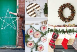 DIY Christmas Room Decor Ideas