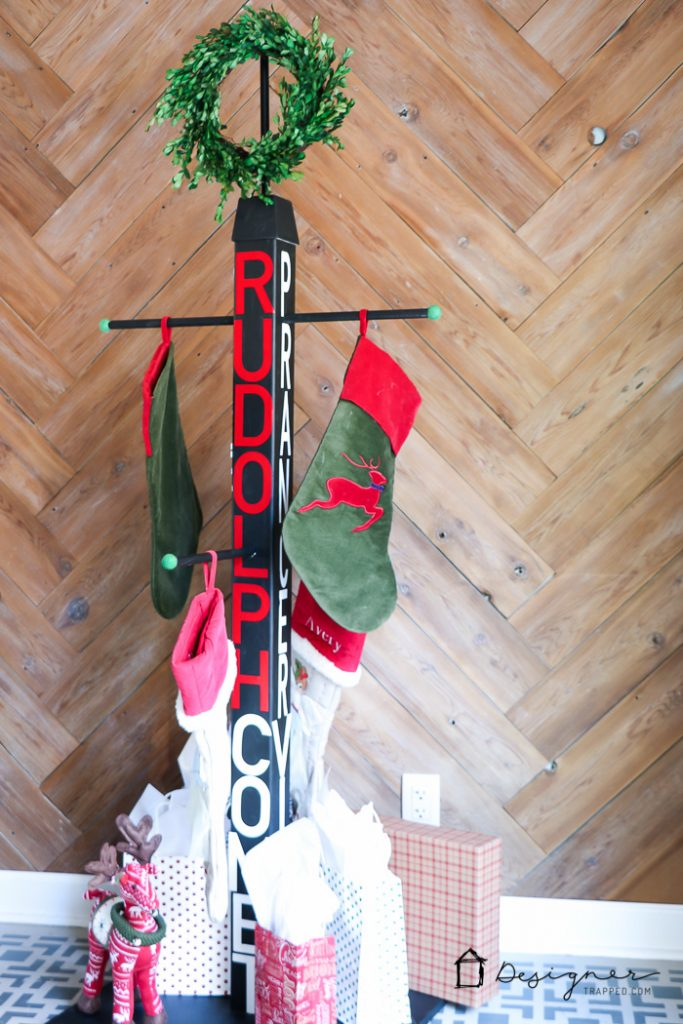 Make Felt Christmas Stockings
