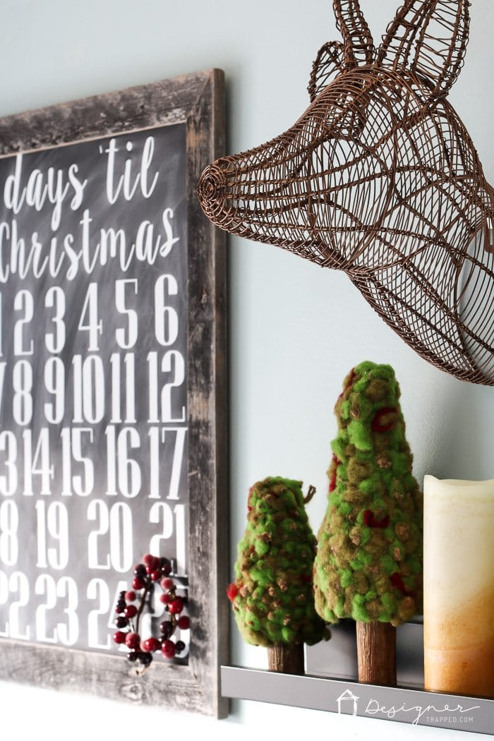 Love this relaxed and cozy Christmas home tour!