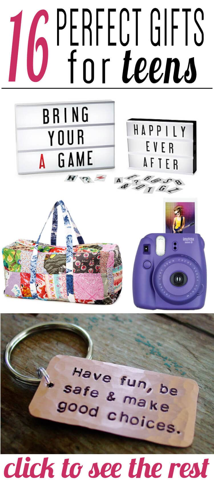 Holiday Gift Guide: What to Get for Teen Girls - Vivid's |Awesome Stuff For Teens