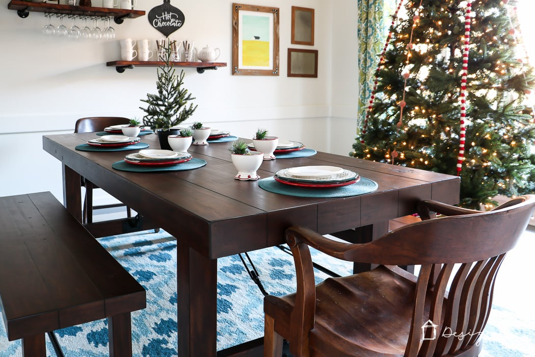 Come see my 2016 Holiday Home Tour in partnership with Home Decorators Collection!