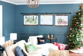 Holiday Home Tour 2016: Part 1