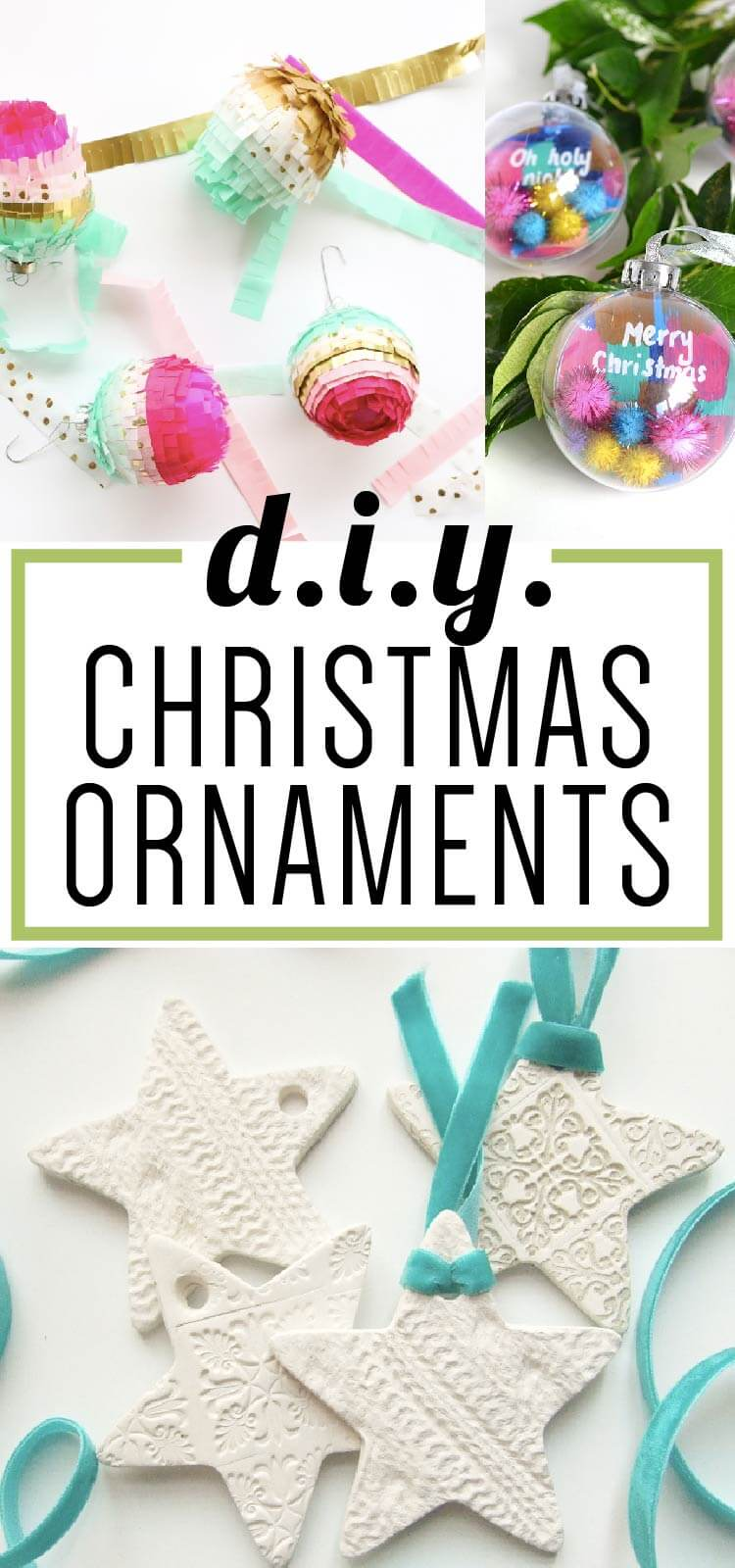 Diy unique christmas ornaments decoration ideas for Special xmas decorations