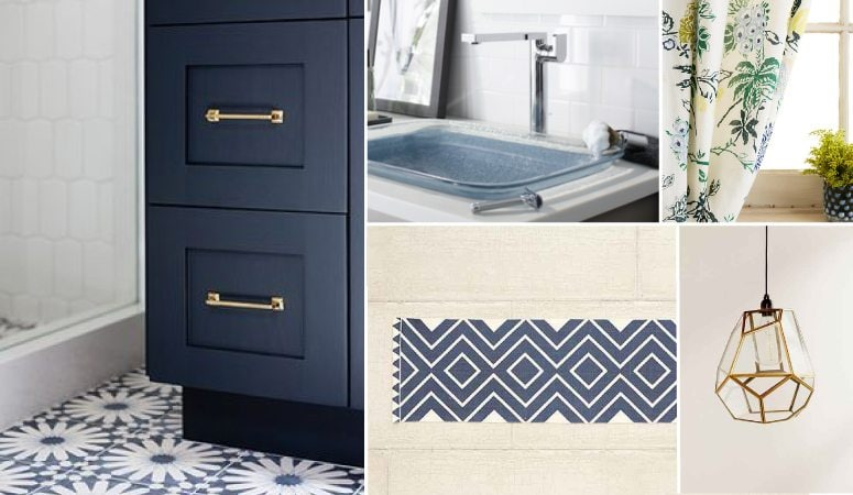 Laundry Room Plans + Mood Board