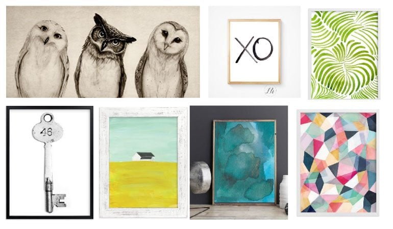 Cool Wall Art Can Be Affordable! Check Out These Cool Wall Art Options That  Are Easy On Your Wallet.