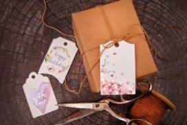 FREE Printable Gift Tags for Birthdays