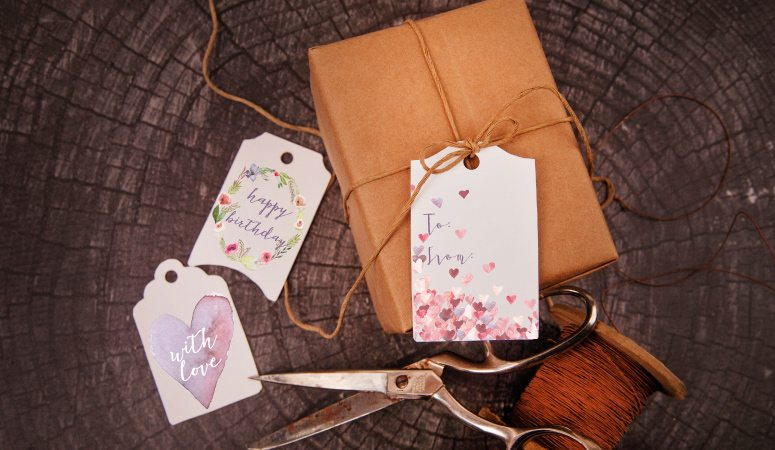 FREE Printable Gift Tags for Birthdays