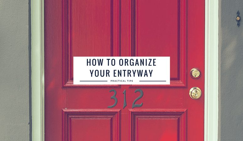 Entryway Organization and Decluttering Tips