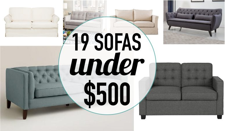 Amazing Sofa Deals That Don't Skimp on Style