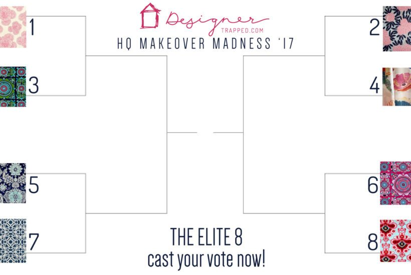 HQ Makeover Madness: Elite 8