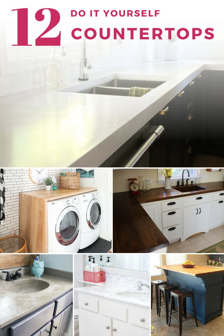 Do It Yourself Countertops