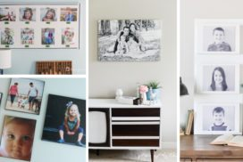 My Favorite Creative Photo Display Ideas