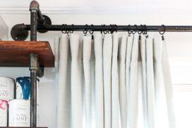When I Buy Curtains vs. Make Them Myself