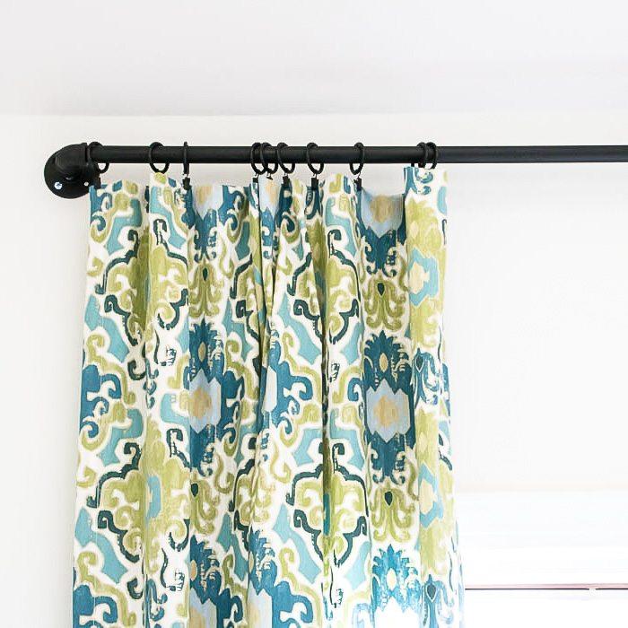 When I Buy Curtains Vs Make Them Myself Designer Trapped