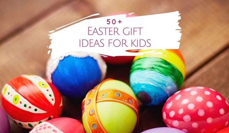 Struggling with ideas to fill your kids' Easter baskets (with something other than candy)! Choose a fun theme! This post is full of themed Easter baskets for kids. Such creative Easter basket ideas. Love the art themed basket!